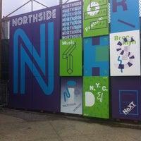 Photo taken at Northside Festival by Janelle M. on 6/16/2013