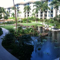 Photo taken at The Westin Ka'anapali Ocean Resort Villas by Terri E. on 12/15/2012