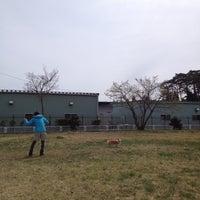 Photo taken at 松原公園 by Naosan m. on 4/20/2013