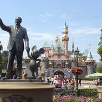 Photo taken at Disneyland by Tricia T. on 7/3/2013