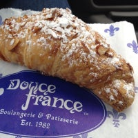 Photo taken at Douce France by Karla on 10/22/2012