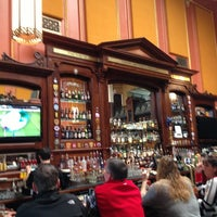Photo taken at Ri Ra Irish Pub and Restaurant by Chris G. on 2/23/2013