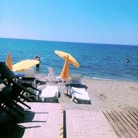 Photo taken at Beykonağı Oteli by Cihan Ç. on 8/29/2016