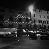 Photo taken at Piazza Santa Maria by Luca G. on 12/18/2014