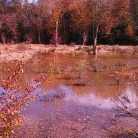 Photo taken at Jug Bay Wetlands Sanctuary - Wetlands Center by Charlie R. on 11/3/2014