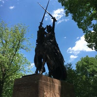 Photo taken at King Jagiello / Poland Monument by Jared M. on 6/6/2016