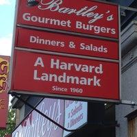 Photo taken at Mr. Bartley's Burger Cottage by Johnny V. on 7/6/2013