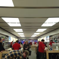 Photo taken at Apple Maine Mall by Greg S. on 12/10/2013