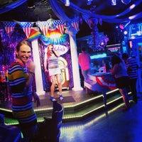 Photo taken at Freddie's Beach Bar by Daniel L. on 7/5/2013
