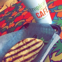 Photo taken at Tropical Smoothie Café by Saud A. on 8/23/2016