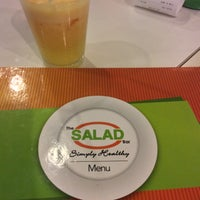 Photo taken at The Salad Bar by Benjamin O. on 3/7/2015
