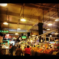 Photo taken at Grand Central Market by The F. on 11/17/2012