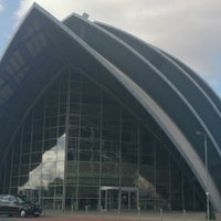 Photo taken at Clyde Auditorium by Ian M. on 3/25/2013