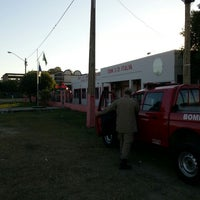 Photo taken at Corpo De Bombeiros De Italva by Samir A. on 8/1/2013