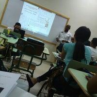 Photo taken at Facultad de Humanidades UASD by Carolina B. on 10/15/2015