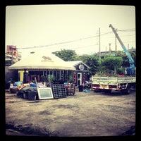 Photo taken at ร้านกินดื่ม by BoyT S. on 10/20/2013