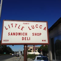Photo taken at Little Lucca by Andre J. on 11/3/2012