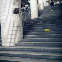 Photo taken at Songjeong Stn. by A Ri K. on 10/15/2013