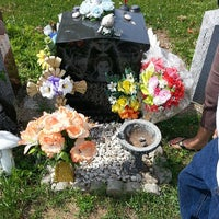 Photo taken at Lutheran-All Faiths Cemetery by Jose L. on 6/2/2013