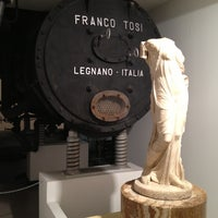 Photo taken at Centrale Montemartini by Andrea M. on 5/18/2013