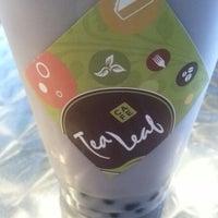 Photo taken at Tea Leaf Cafe by Annette W. on 12/16/2012
