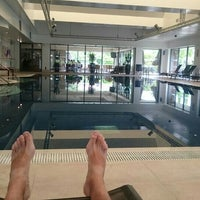 Photo taken at Donnington Valley Hotel & Spa by Guy G. on 7/24/2016