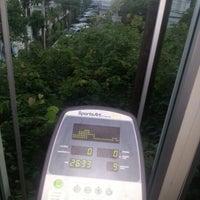Photo taken at The Gym @ Urbanion 113 by Travelin Matt H. on 10/3/2012