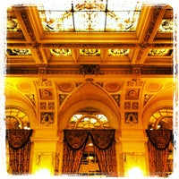 Photo taken at Hermitage Hotel by Lev G. on 9/17/2013