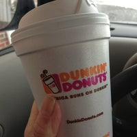 Photo taken at Dunkin Donuts by Katherine B. on 1/26/2013
