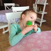 Photo taken at Main Street Cupcakes by Katherine B. on 3/15/2013