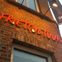 Photo taken at Frietcultuur by Frank D. on 10/9/2012