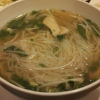 Photo taken at Phở Sinh by Denise C. on 10/20/2012