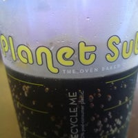 Photo taken at Planet Sub by Hunter D. on 8/6/2014
