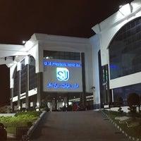 Photo taken at Kompleks Sukan MPSJ by Nury Y. on 10/15/2016