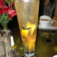 Photo taken at Stella's Restaurant, Bar, & Café by Katie C. on 4/28/2013