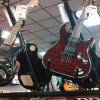 Photo taken at Guitar Center by Sean D. on 2/27/2013