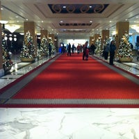 Photo taken at Gaylord National Resort & Convention Center by Stephanie W. on 12/9/2012