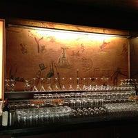 Photo taken at Bemelmans Bar by Arthur O. on 5/25/2013
