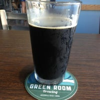 Photo taken at Green Room Brewing by Gustavo V. on 4/27/2013