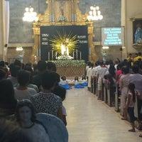 Photo taken at San Matias Parish Church by Martini P. on 3/26/2016