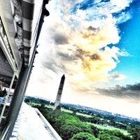 Photo taken at P.O.V. Rooftop Lounge and Terrace by Daniel S. on 7/29/2013