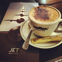 Photo taken at Jet Bar Caffe by Thix T. on 12/16/2012