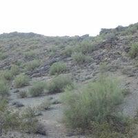 Photo taken at Mormon Trailhead by 🚂Chris🚃 on 10/16/2012