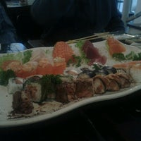 Photo taken at Joy Sushi by Luiza M. on 6/30/2013