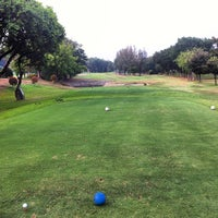Photo taken at Jakarta Golf Club (JGC) by IA A. on 10/3/2012