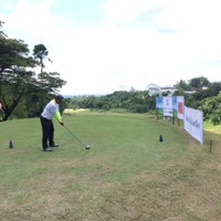 Photo taken at Sentul Highlands Golf Club by IA A. on 3/26/2016