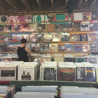Photo taken at Euclid Records by Lauren D. on 5/24/2015
