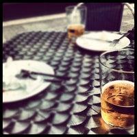 Photo taken at Adrian Café Restaurante by Jon L. on 9/27/2012