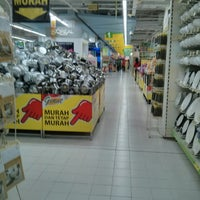 Photo taken at Giant Hypermarket by Alponso P. on 11/23/2013