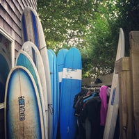 Photo taken at Air & Speed Surf Shop by Whitney T. on 8/31/2013